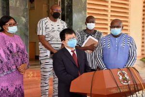 Burkina: La chine prête à accompagner les autorités