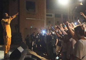 Institut Français de Ouagadougou : Smarty donne un concert époustouflant !