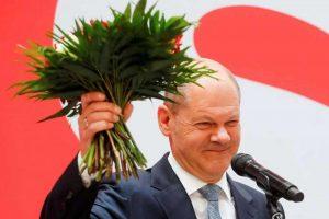 Élections en Allemagne. Qui est Olaf Scholz, l'homme qui se voyait chancelière ?